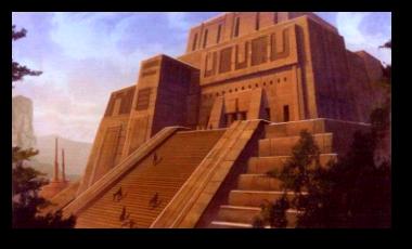 Ossus Temple